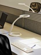 Arbetsplatslampa 360