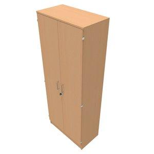 Förvaring med dörrar B:800mm H:5xA4 D:435mm