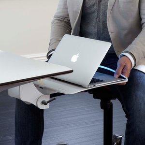 Datorhållare Twist-IT för laptop och stationära datorer