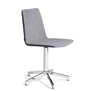 Mind Konferensstol med snurrstativ eller kryssfot med hjul