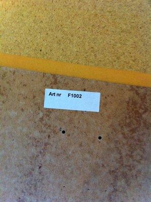 Skiva 319 ek 1000X600 mm