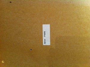 Skiva 800X600 mm, björk