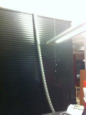 Ryggrad Lod 2 st, totallängd 2460mm, silver
